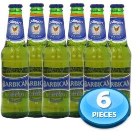 6x Barbican Pineapple Non-alcoholic Beer 330ml