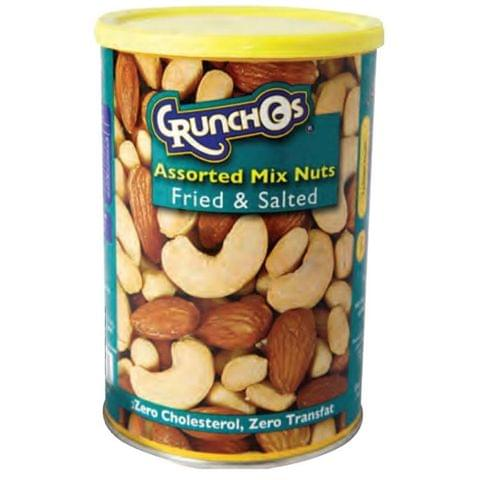 Crunchos Assorted Mixed Nuts 350g