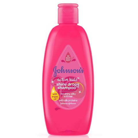 Johnson & Johns Shiny Drops Shampoo 500ml