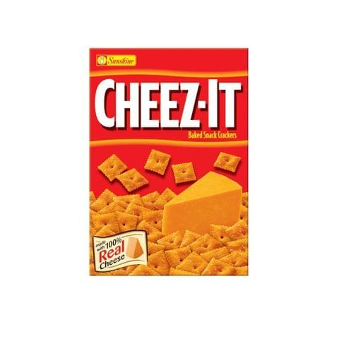 CHEEZ-IT Cheezy Crackers 60gm cheese Flavour