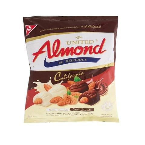 United Almnd Almond Chocolate Flavour 275gm