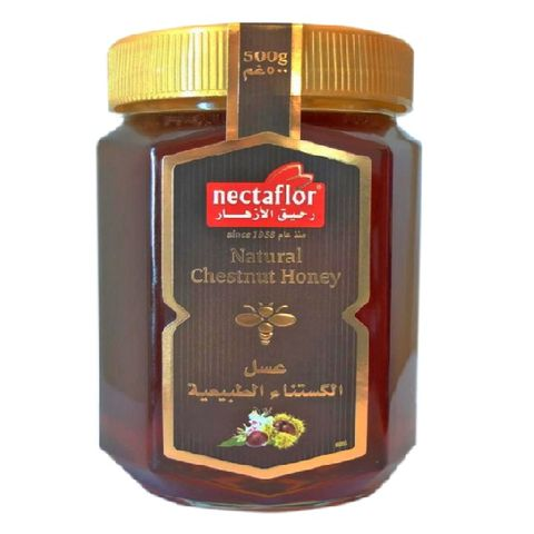Nectaflor Chestnut Honey 6x500gm