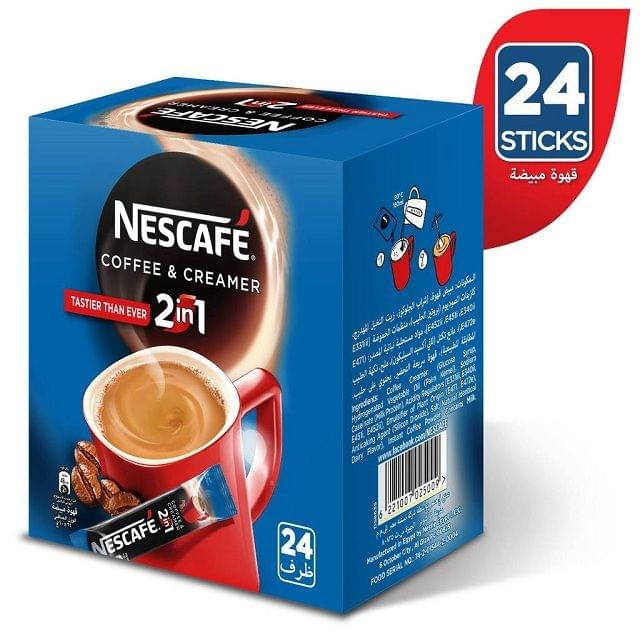 Nescafe  2In1 stick 24x10g