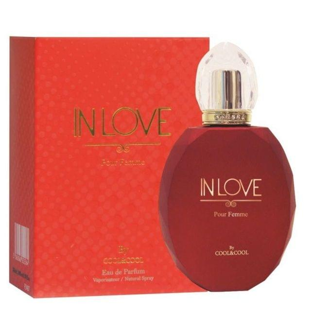 Cool & Cool Perfume In Love Pour Femme 100ml