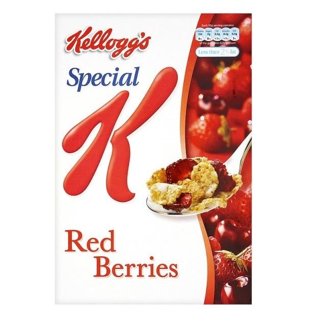 Kellogg's Special-K Redberries-375gm