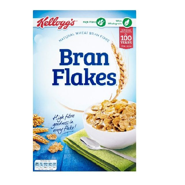 Kellogg's Bran Flakes 40g portion