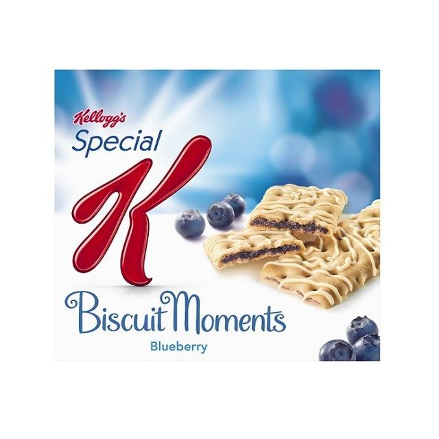 Kellogg's Biscuit Moments Blueberry 25g