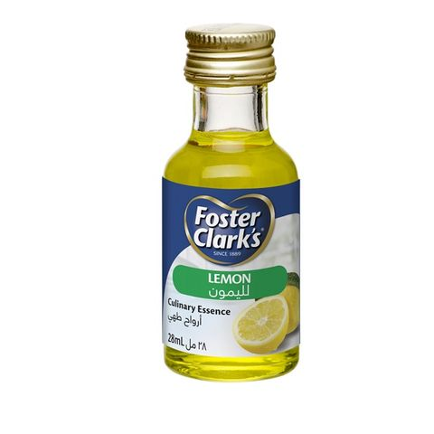 Foster Clark Essence Lemon 28ml