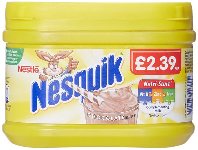 Nesquik Chocolate Powder 300gm