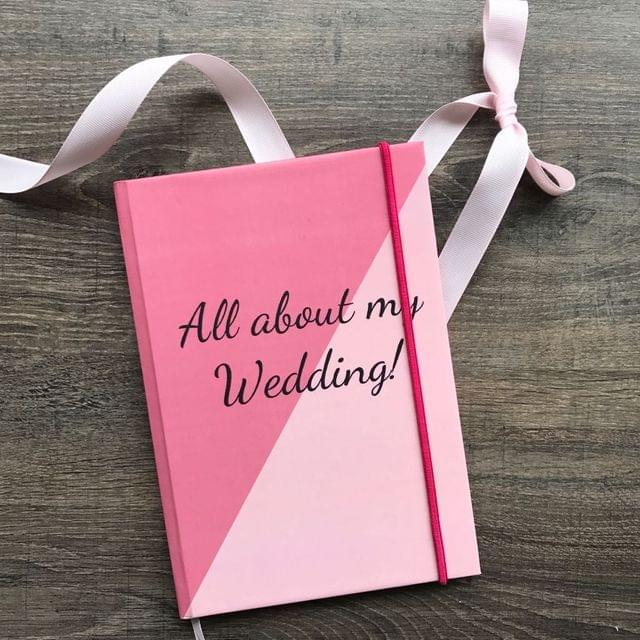 All about my Wedding Journal