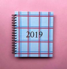 2019 Planner: Double Checkmate