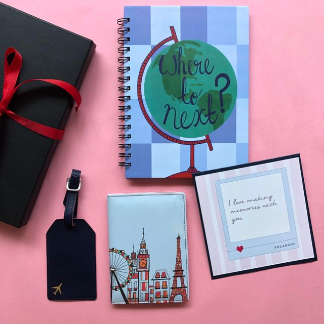 The Travel Lover's Set (FOR HIM OR HER)