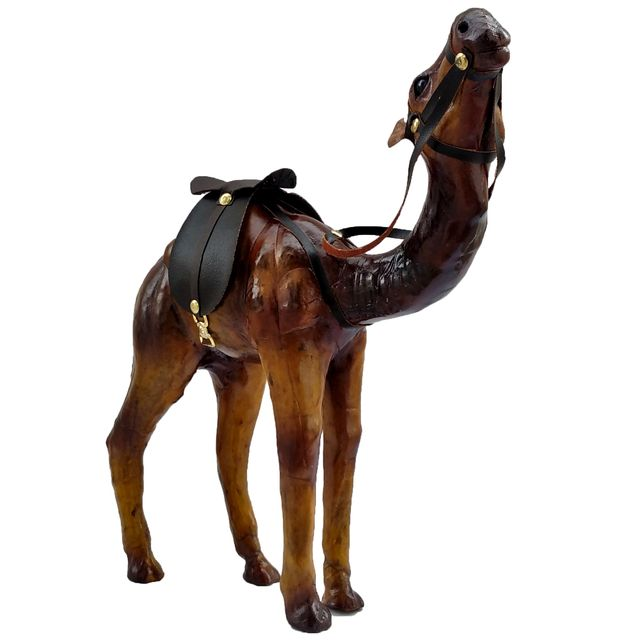 Leather Craft of Indore-Camel