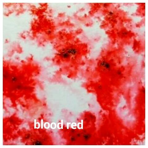 Magical powder Blood Red