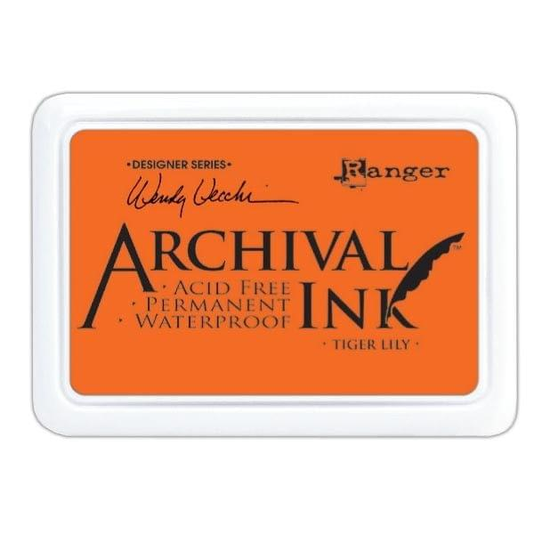 Archival Ink - Tiger Lily