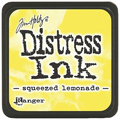 Ranger Squeezed Lemonade - Tim Holtz Distress Ink Pad