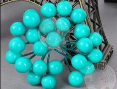 Gloss Finish Pollen - Turquoises Blue