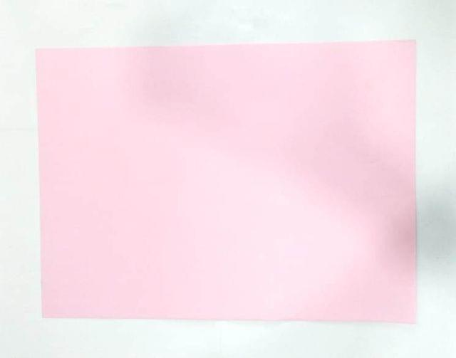 1/4 Tinted Drawing Sheet pack of 100 sheets Pink in color