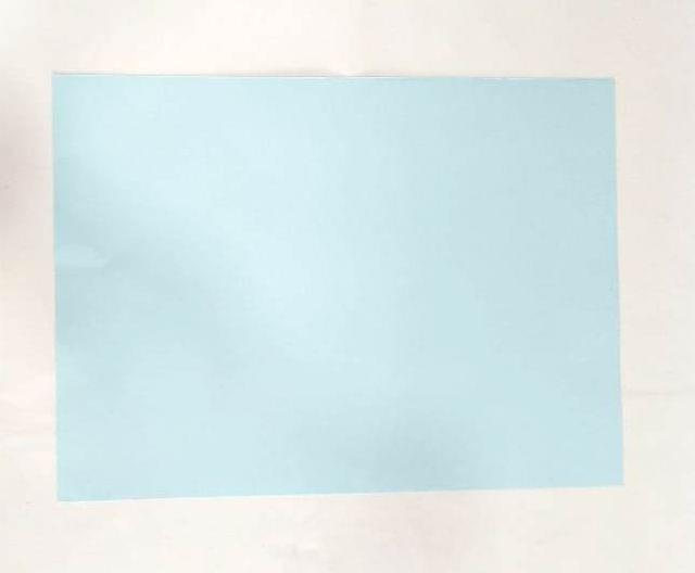 1/4 Tinted Drawing Sheet pack of 100 sheets Blue in color
