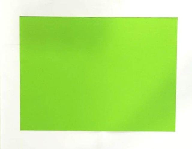 1/4 Tinted Drawing Sheet pack of 100 sheets Dark Green in color