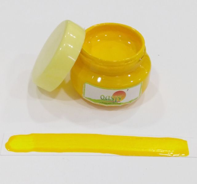 Pearl Paste - Golden Yellow