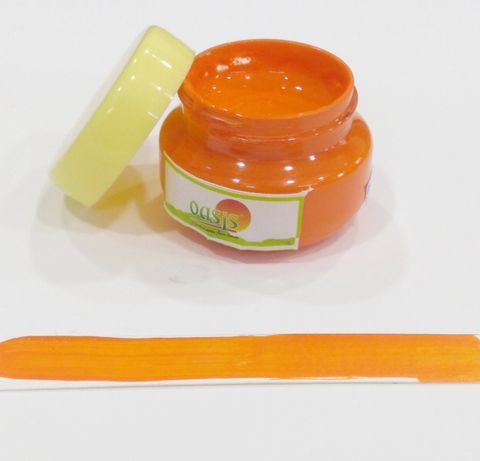 Pearl Paste - Orange