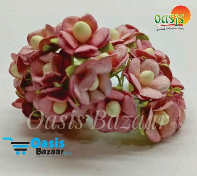 Mulberry Flower Fillers Pack of 10 Bunches  10