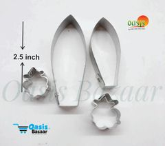 Thai Clay Cutters Steel Finished 03