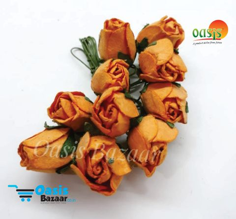 Big Rose Buds 25 Pcs in Pack 05