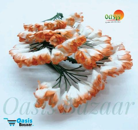 Thai Paper Flowers pack of 10 bunches. 10mm in Size. 04