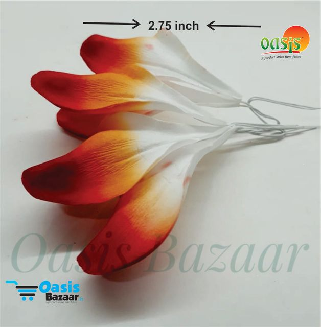 Handmade Shaded Petals pack of 25 pcs 01