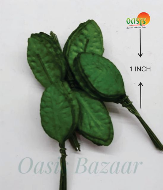 Paper Leaves Pack of 100 Leaves 1inch in size 13