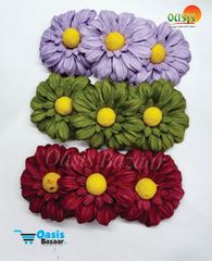 Sun Flowers Pack of 9 Flowers. mix colors 20