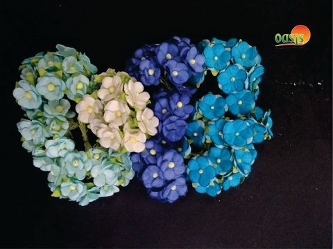 Mulberry Flower Fillers Pack of 10 Bunches  19