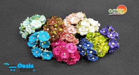 Mulberry Flower Fillers Pack of 10 Bunches  22