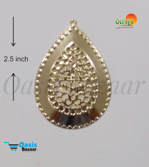 Foam Jewellery Bases Pendent Pack Of 10 Pendents 02