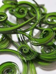 Quilled Swirls pack of 100 Swirls.02