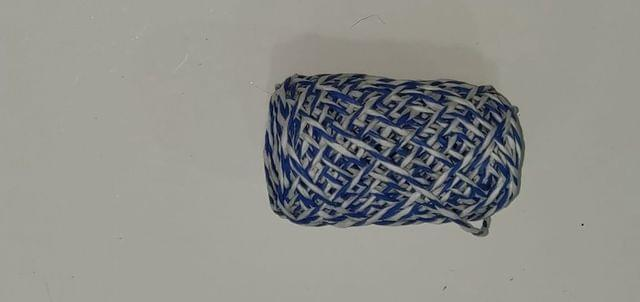 Oasis Paper Ribbon Dark Blue-04