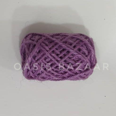 OASIS JUTE RIBBON  PURPLE 02