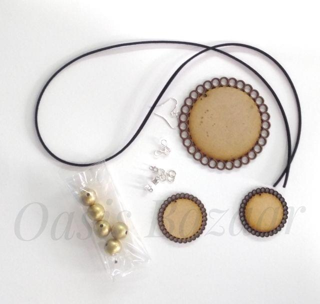 OASIS jewellery making kit curve 01