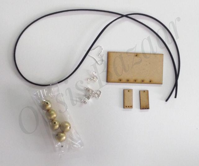 OASIS jewellery making kit rectangle