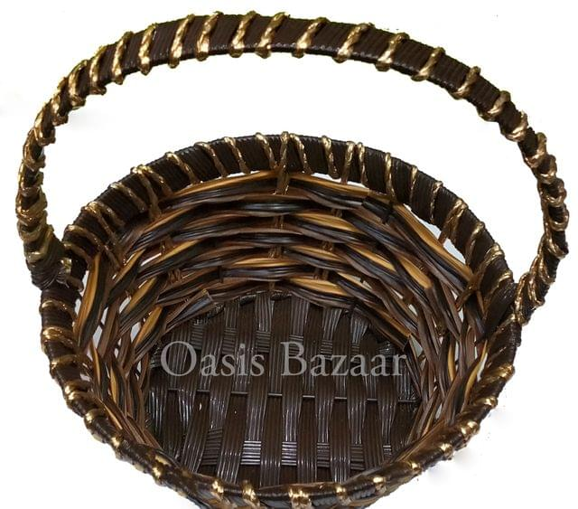 Gift Baskets Trays Decorative for Diwali small -21