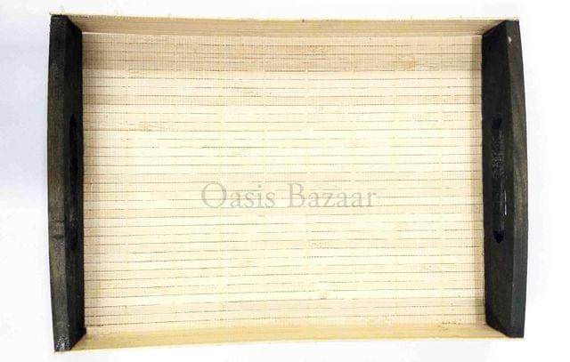 Wooden Serving Tray Small -06
