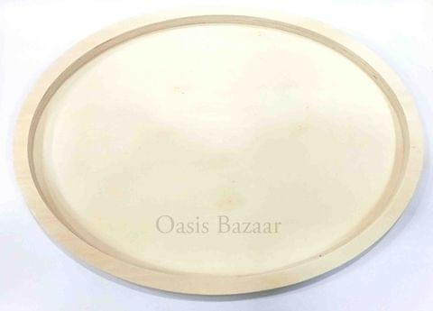 Wood Craft Oval -21