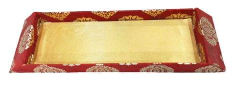 sweet decoration tray Red Large -05