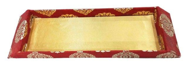 sweet decoration tray Red Small -06