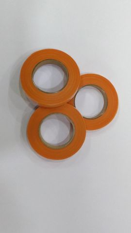 Tapes For Flower Making Orange  In Color