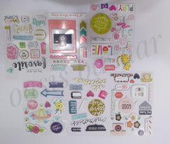 Scrapbooking Stickers-01