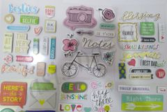 Scrapbooking Stickers-02