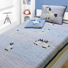 Brave Horse TWIN Quilt